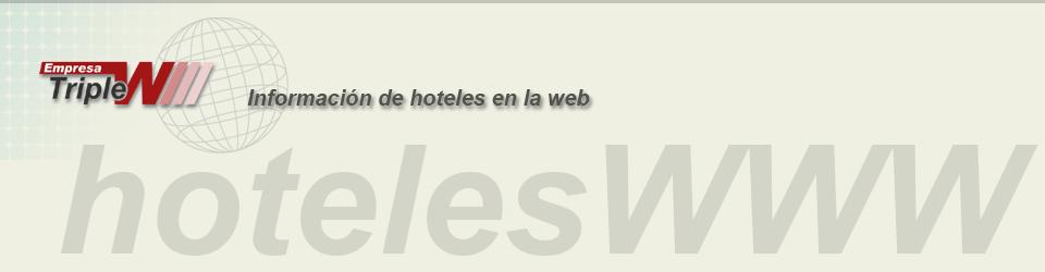 HotelesWWW – Información de hoteles en la web